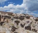 El despoblado de Medina Siyâsa es uno de los lugares saqueados. CLAUDIO CABALLERO