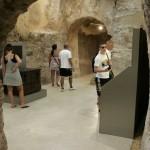 Nuevas estancias del Castillo de la Concepción, dedicadas a la Cartagena medieval, en una imagen de archivo. :: J. M. RODRÍGUEZ / AGM