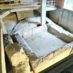 Parte de los restos descubiertos, que se unirán al Museo de la Muralla a través de pasadizos. :: LA VERDAD
