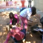 Estudiantes en Arqueobohío