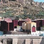 Vista del centro, junto a la ermita. Foto: V. Vicéns/ AGM