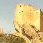 Vista del castillo de Mula, construido en el siglo XVI. Micaela Fernández