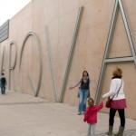 Fachada del Museo Arqua FELIPE GARCÍA PAGÁN