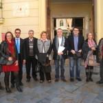 El director general de Bienes Culturales en la presentación de la programación de los Museos Regionales