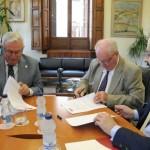 La UMU colaborará con la Asociación de Paleoantropología luis urbina