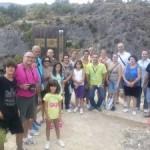 Un grupo de participantes en las visitas guiadas / Oficina de Turismo