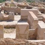 El yacimiento, uno de los más importantes en decoración islámica en Europa. c. caballero
